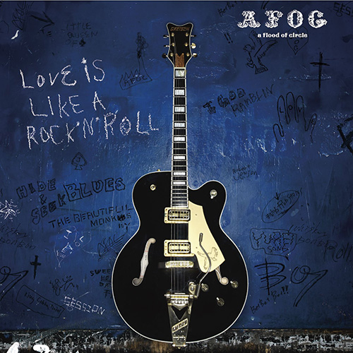 LOVE IS LIKE A ROCK'N'ROLL