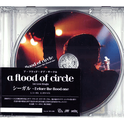 シーガル ~Before the flood one