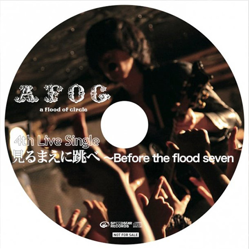 見るまえに跳べ ~Before the flood seven