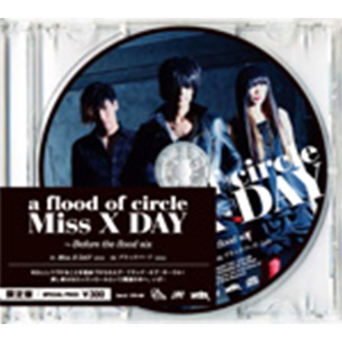 Miss X DAY ~Before the flood six